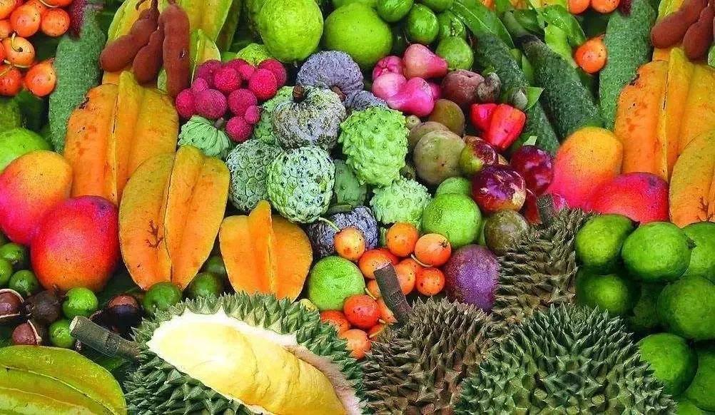深受追捧的泰国水果 泰新鲜-水果之行
